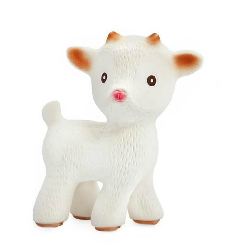 CaaOcho-Teething Toys-Sola the Goat