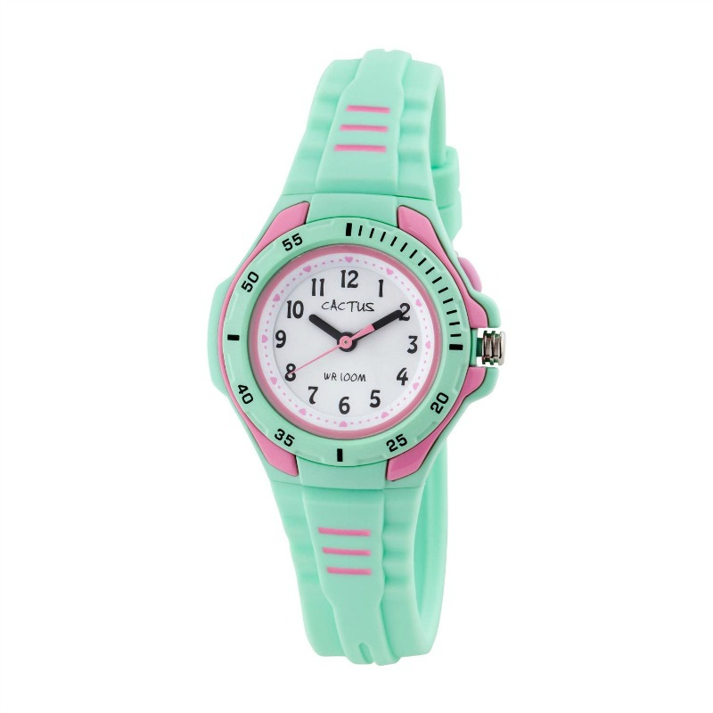 Cactus Bliss Watch with light | Kids Watch