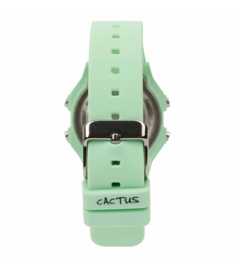 Cactus Dynamo Kids Digital Watch