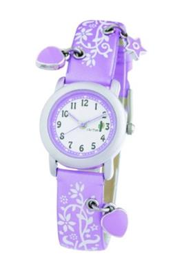 Cactus Kids Charm Watch Purple