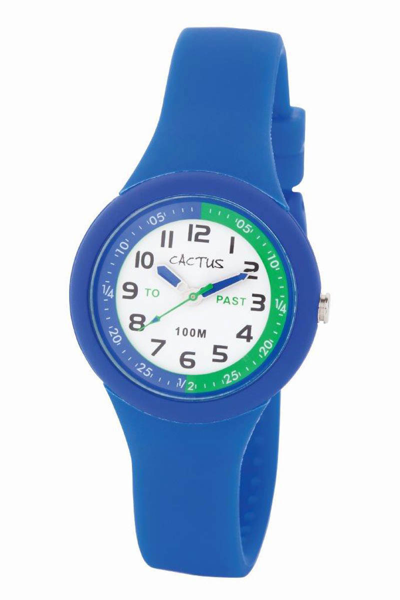 Cactus Time Trainer 100m WR Watch -   CAC-81-M03
