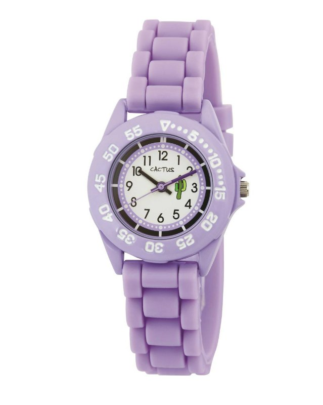 Cactus Watch Sport Style Youth Purple 58M09
