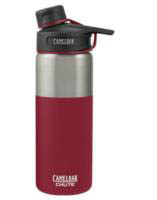 Camelbak CHUTE Vacuum Insulated Stainless Steel 600ml Drink Bottle- Brick Red
