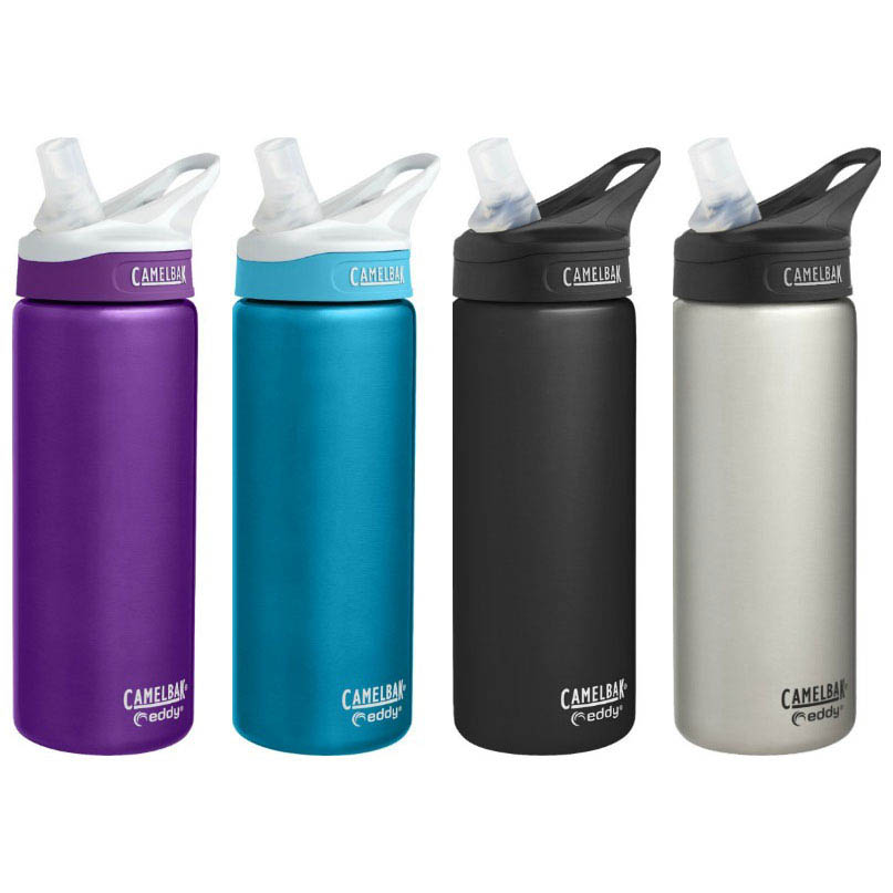 CamelBak EDDY Insulated Stainless Steel 600ml Drink Bottle