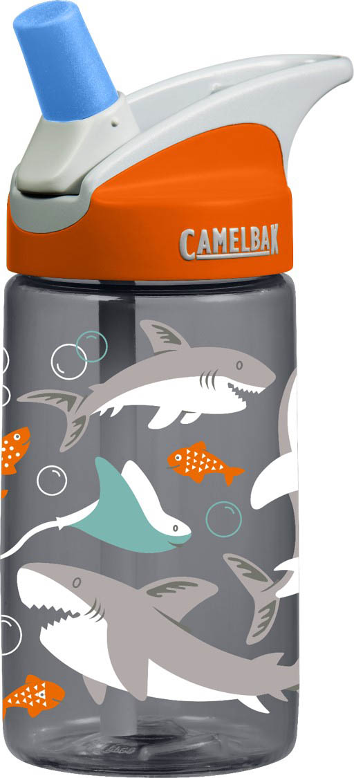 Camelbak eddy Kids .4L Sharks - NEW