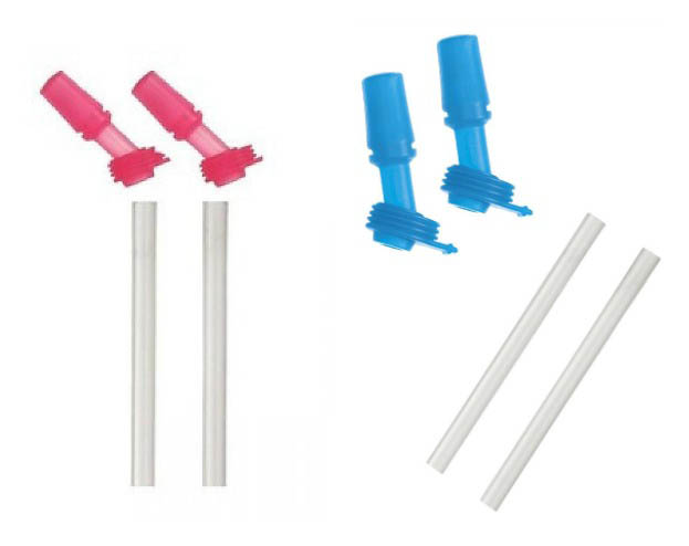 CamelBak Eddy KIDS Bite Valves and Straws Set