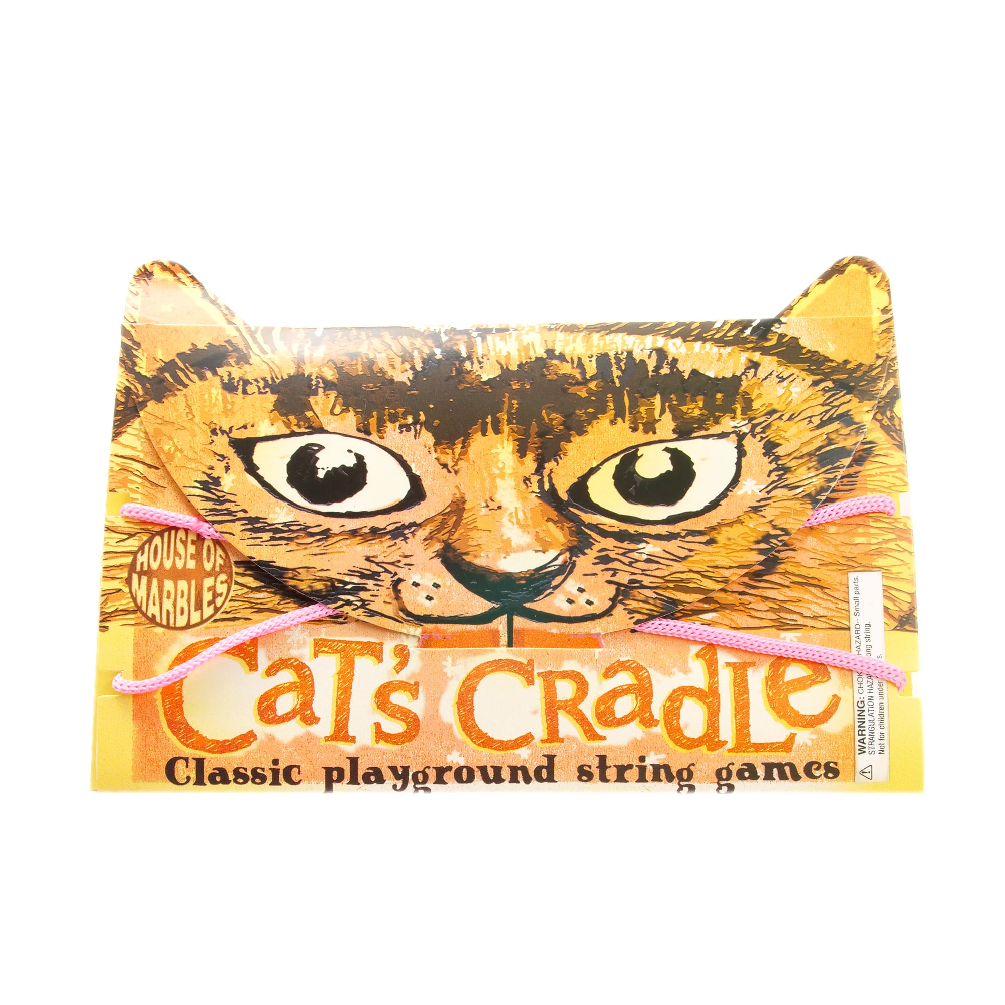 Cats Cradle String Toy