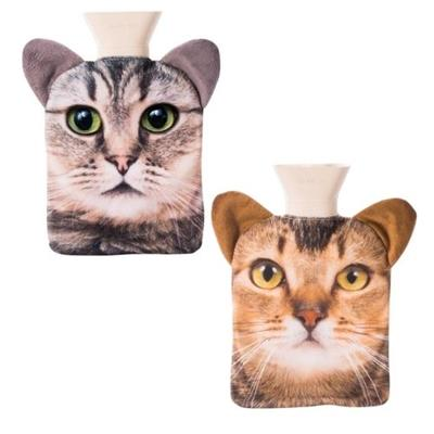 Cats Pet Hotty Water Bottle