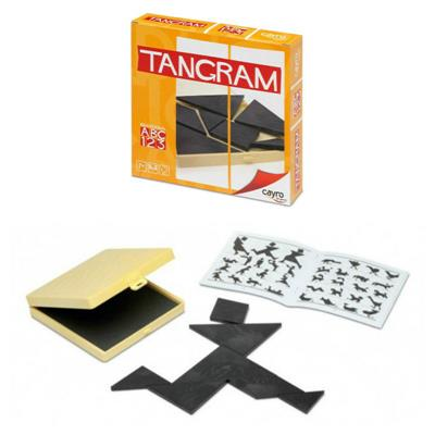 Cayro - Tangram Set and box