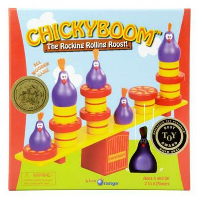 Chickyboom Game