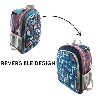 Chooze Boo Reversible Backpack