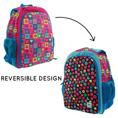 Chooze Chuckle Reversible Backpack