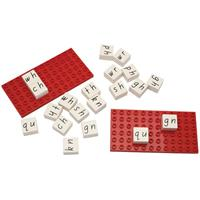 COKO Digraphs (base plates not included, sold separately)