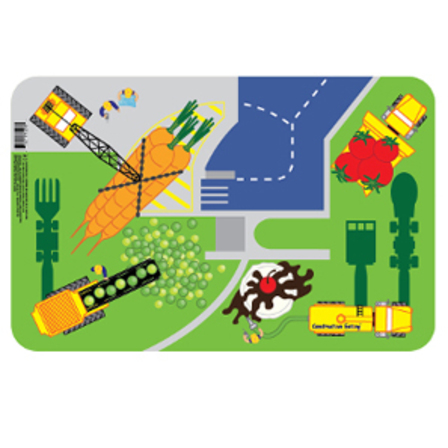 Construction Placemat