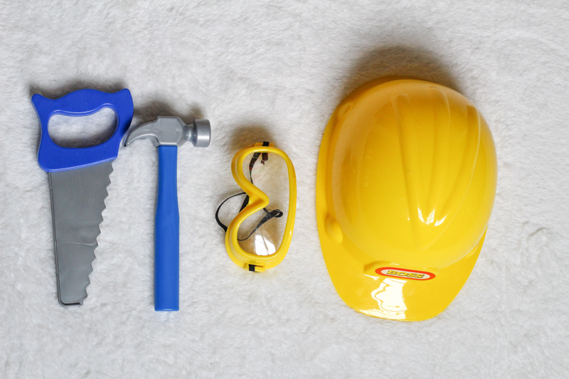 Construction Worker Accessories