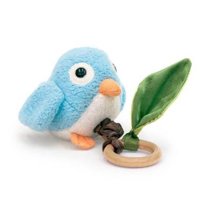 Crawling Critter Teething Toy - Birdie