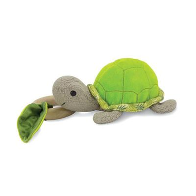 Crawling Critter Teething Toy - Green Turtle
