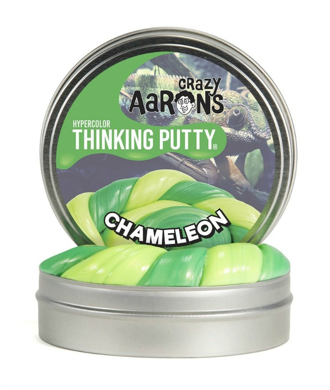 Crazy Aarons Hypercolor Thinking Putty Chameleon