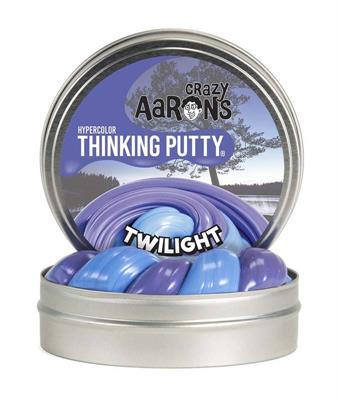 Crazy Aarons Hypercolors Thinking Putty Twilight