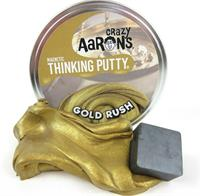 Crazy Aarons Magnetic Thinking Putty Gold Rush