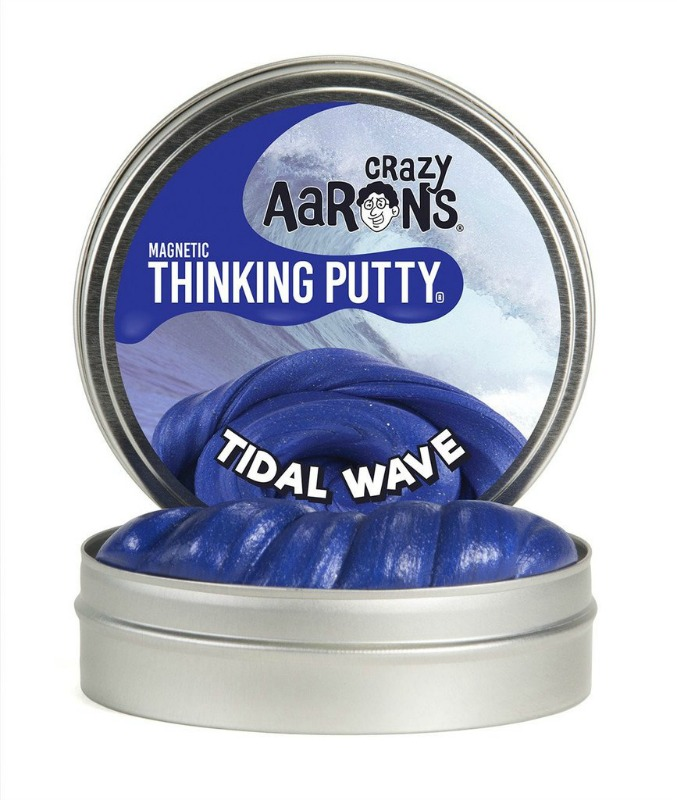 Crazy Aarons Magnetic Thinking Putty Tidal Wave
