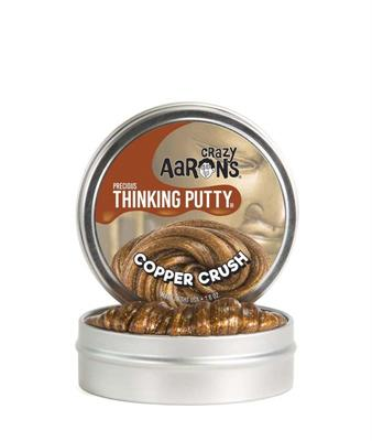 Crazy Aarons Precious Thinking Putty Copper Crush