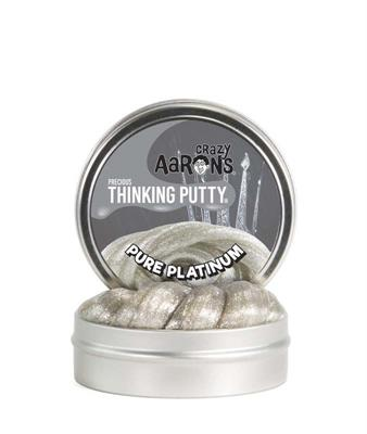 Crazy Aarons Precious Thinking Putty Pure Platinum
