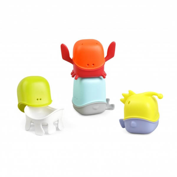 Boon - Creatures Bath Toy Cup Set