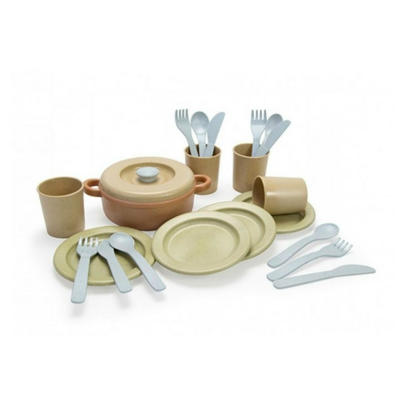 Dantoy BIOplastic Dinner Set