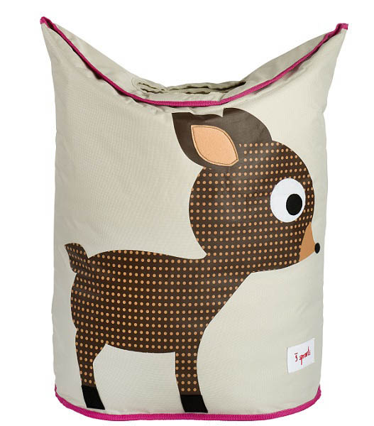 3 Sprouts-Storage Solutions-Deer Laundry Hamper