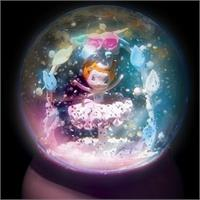 Djeco Ballerina Night Light Globe
