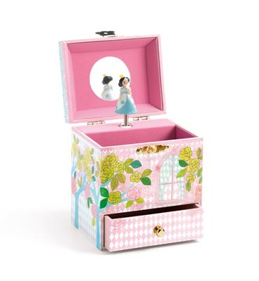 Djeco Delighted Palace Music Box