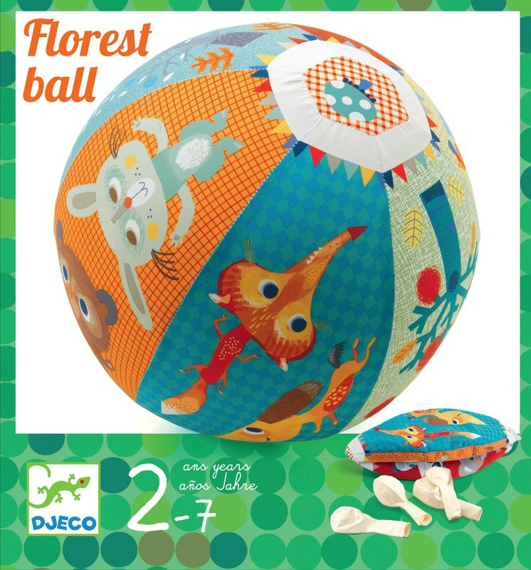 Djeco Forest Balloon Ball