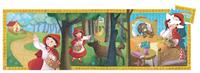 Little Red Riding Hood Silhouette Puzzle 36pc