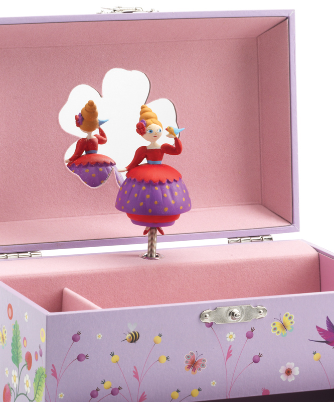 Princess's Melody Music Box