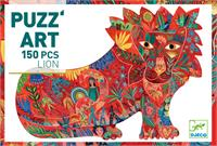 Djeco Puzz Art Lion Puzzle 150pc