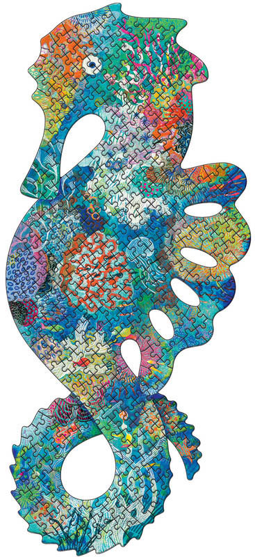 Djeco Puzz Art Sea Horse Puzzle 350pc