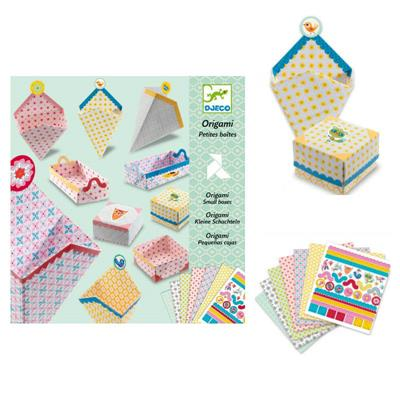 Djeco - Small Boxes Origami