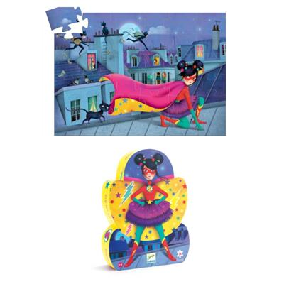Djeco Super Star Puzzle 36pc