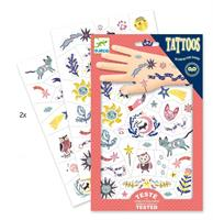 Djeco Sweet Dreams Glow in the Dark Tattoos