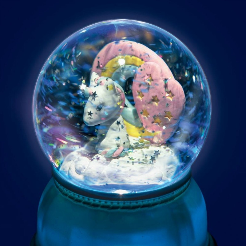 Djeco Unicorn Night Light Globe
