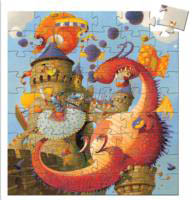Djeco - Valiant and the Dragon Puzzle