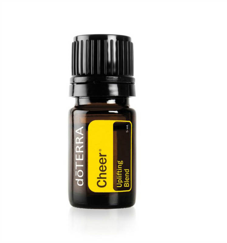 doTERRA Essential Oils Cheer Uplifting Blend