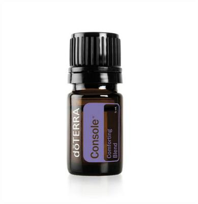 doTERRA Essential Oils Console Comforting Blend