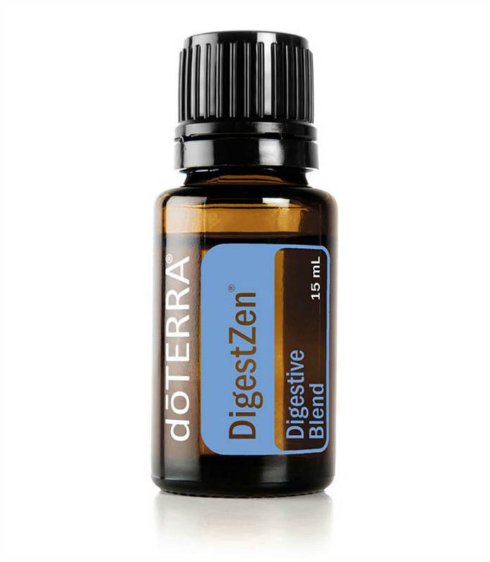 doTERRA Essential Oils DigestZen 15ml Blend