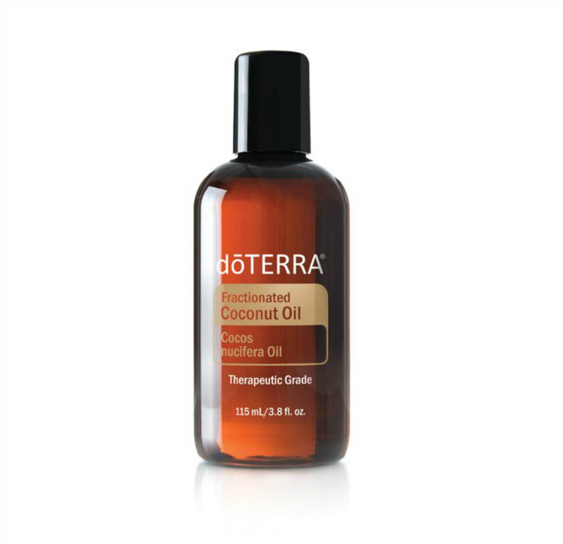 doTERRA Essential Oils Fractionated Coconut Oil 115ml