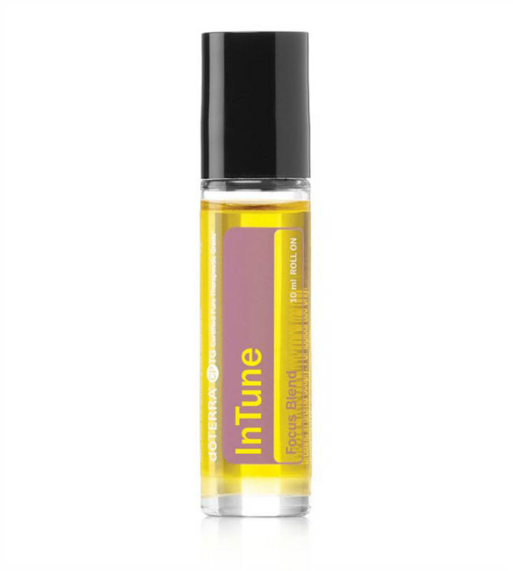 doTERRA Essential Oils In Tune Focus Blend Roll On