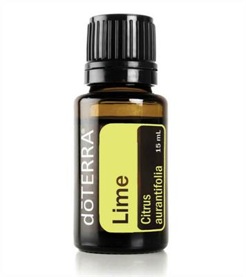 doTERRA Essential Oils Lime 15ml