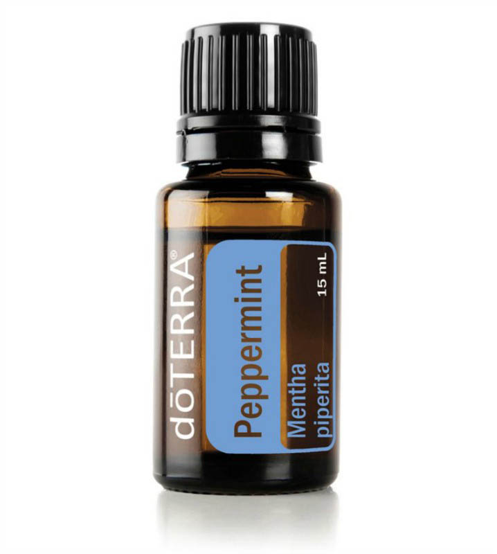 doTERRA Essential Oils Peppermint 15ml