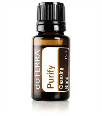 doTERRA Essential Oils Purify 15ml blend